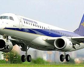 Embraer venderá 47 jatos p/ os EUA