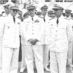 Em S.J. dos Campos –SP. A primeira declaração de Aspirantes foi realizada no dia 14 de novembro de 1954. A turma composta de 93 alunos ,teve como patrono o Exmo. Sr. Dr. Joaquim Pedro Salgado Filho e como paraninfo, o Exmo. Sr. Ministro da Aeronáutica Tenente-Brigadeiro-do-Ar Eduardo Gomes.