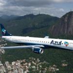 Azul, Ponte aérea,  Rio-SP