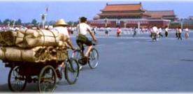 China – A sua escrita  e  seu povo