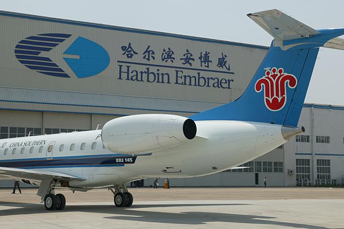Embraer e o fim da parceria na China