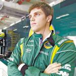 A estreia de Razia está marcada para dia 17 de março, no GP da Austrália, que abre a temporada.