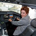Presidenta Dilma visita Embraer620x425