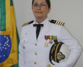 Contra-almirante, Dalva Maria Carvalho Mendes