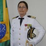 Contra-almirante  Dalva Maria Carvalho Mendes