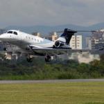 Em nota divulgada nesta sexta-feira, 22 de março de 2013, a Embraer informou a realização, no mesmo dia, do voo inaugural do terceiro protótipo do revolucionário jato executivo Legacy 500.
