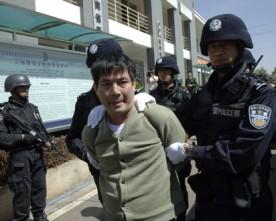 Sem Clemência; Justiça chinesa nega apelação , e executa  4 condenados.