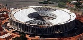 ONU deve ajudar na conclusão do estádio da Copa do Mundo em Brasilia