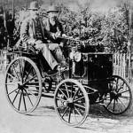 Os Primeiros Automóveis da História, 1800 e bolinhas