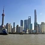 Xangai  - Centro Financeiro de Podong