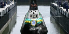 Submarino com Propulsão Nuclear Brasileiro