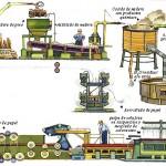 Como se fabrica papel