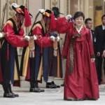 Park Geun-Hye, primeira mulher a assumir o cargo