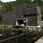 biblioteca de liyuan - Vila de   jiaojiehe distrito de huairou