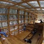 biblioteca de liyuan - Vila de   jiaojiehe distrito de huairou.