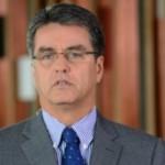 A aposta da União Europeia é por um candidato latino-americano, com o brasileiro Roberto Azevêdo ocupando o primeiro lugar do voto europeu