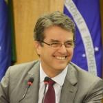 Roberto Azevêdo, escolhido para o cargo de diretor-geral da Organização Mundial do Comércio