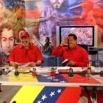 O povo delirava com as histórias do comandante Chávez.