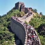 muralha da china.