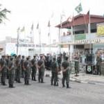 A solenidade da data foi realizada pelo 35º Batalhão de Infantaria, na Associação dos Ex-Combatentes.