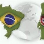 Brasil e Portugal jamais separados...