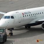 Delta teambem - prefere Embraer