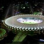 Maracanã palco de grandes espetáculos, quase pronto para novas exibições.