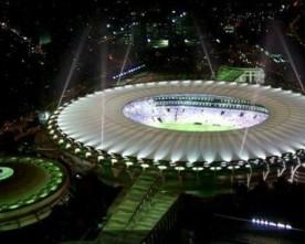 Brasil x Inglaterra – Maracanã o Templo do Futebol