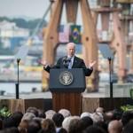 Vice-presidente dos EUA diz que Brasil é exemplo