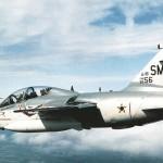 aviao-militar-amx-fabricado-pela-Embraer