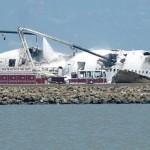 777 sofre acidente em San Francisco - Califórnia, EUA
