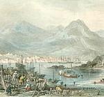 Hong Kong - de apenas um porto a uma potência, devido seu ponto estratégico.