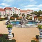 Palácio de Queluz em Lisboa