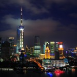 Shanghai em chinês: 上海;