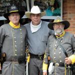 Confederados relembram os antepassados
