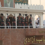 Bab-e-Azadi, PAK INDIA BORDER (Wagah)