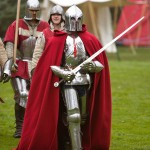 Cavaleiro, Hedingham Castle