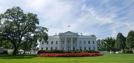 The White House – A Casa Branca.