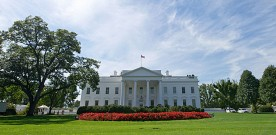The White House – A Casa Branca.