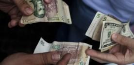 Câmbio da Argentina –  população do país já faz sua poupança em moeda estrangeira.