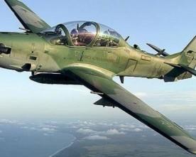 Aviões Super Tucanos da Embraer Fazem sucesso no exterior.