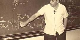 César Lattes – sobre o méson pi