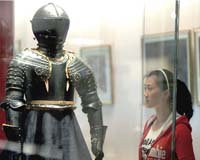 """Beijing a exposição de relíquias culturais da corte polaco-saxônica """"Esplendor da Águia Branca"""""""
