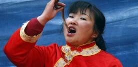 Chineses x Comida