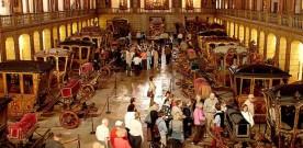 Museu dos Coches Portugal, vale a pena ser visto.