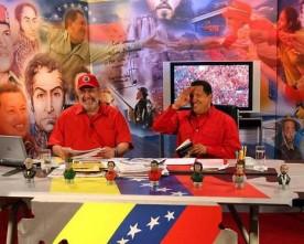 Venezuela-Saudades de Hugo Chávez