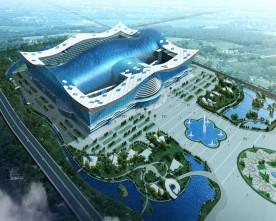 O Superlativo chines e mega construções
