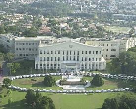 Palácio dos Bandeirantes – Gov -SP.